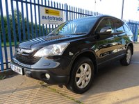 USED 2009 09 HONDA CR-V 2.2 I-CTDI ES 5dr Privacy glass Front & rear park Alloys 1 Lady Owned for 8 Years.Full Honda History