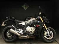 USED 2015 15 BMW S1000R SPORT. 2015. TOP SPEC. 16K. QUICK SHIFT. CRUISE. DYNAMIC PRO