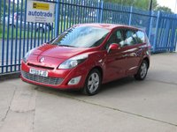 2010 RENAULT GRAND SCENIC 1.9 DYNAMIQUE DCI 5dr 7 Seater Cruise Alloys Air con £3250.00