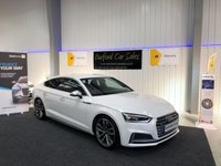 USED 2017 17 AUDI A5 3.0 S5 SPORTBACK TFSI QUATTRO 5d AUTO 349 BHP