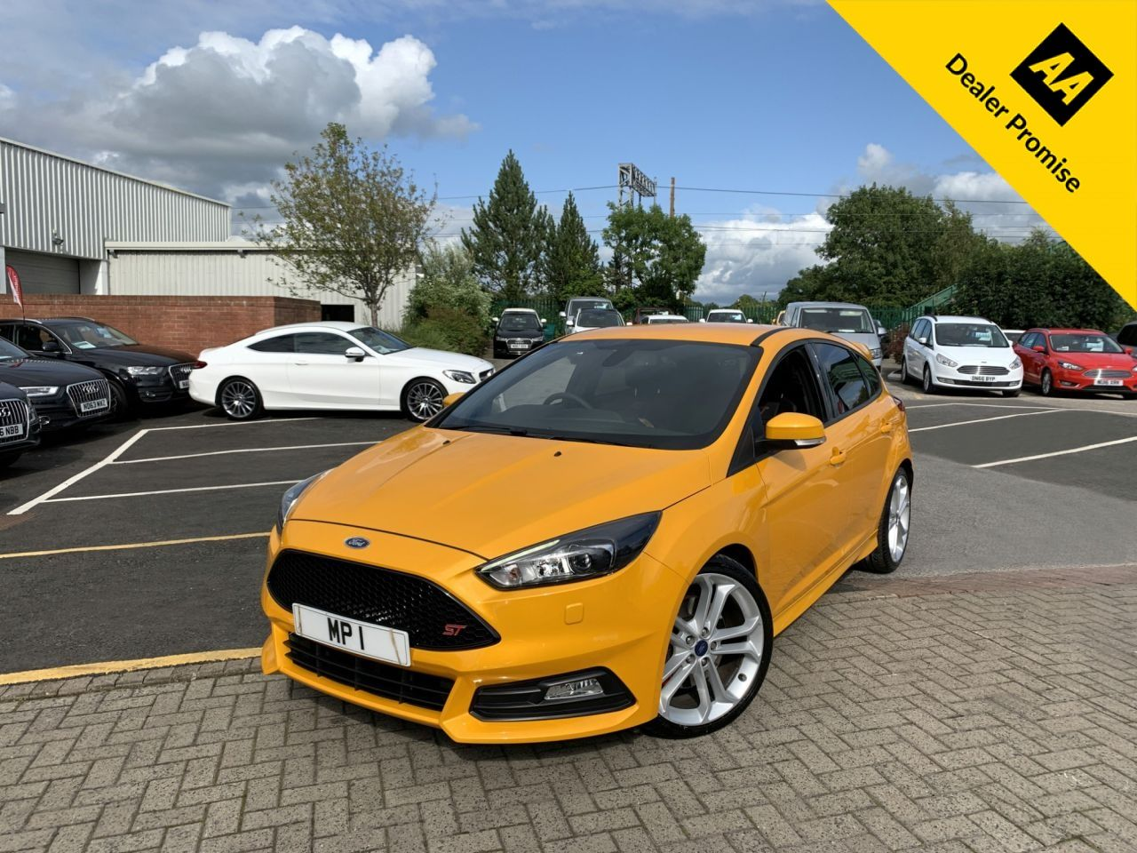 2017 Ford Focus St 3 163 19 495
