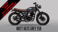 USED 2019 MUTT HILTS ***NEW 250 MODEL IN GREY***