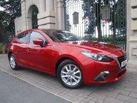 2016 MAZDA 3 2.0 SE-L NAV 5d AUTO 118 BHP £10395.00