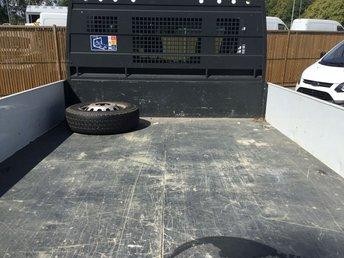 FORD TRANSIT at Van Ninja