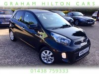 USED 2016 65 KIA PICANTO 1.0 SR7 5d 65 BHP 1 PRIVATE OWNER NEW, SENSORS, BLUETOOTH, VOICE CONTROL, SPARE KEY, ISOFIX, FOLDING REAR SEATS, MULTI-FUNCTION STEERING WHEEL, AIR CONDITIONING, PRIVACY GLASS, ALLOY WHEELS, £20 ROAD TAX