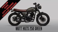 USED 2019 MUTT HILTS ***NEW 250 MODEL IN GREEN***