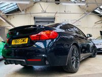 USED 2015 65 BMW 4 SERIES 2.0 420d M Sport Gran Coupe (s/s) 5dr PERFORMANCE KIT 19S PRO NAV