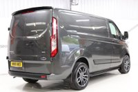 USED 2018 18 FORD TRANSIT CUSTOM 2.0 TDCi 300 L1H1 Trend 5dr (EU6) EXTERIOR SPORT STYLING - 130PS
