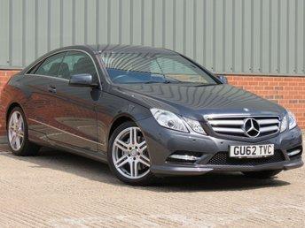 2012 MERCEDES-BENZ E CLASS 2.1 E220 CDI BLUEEFFICIENCY SPORT 2d AUTO 170 BHP £10995.00