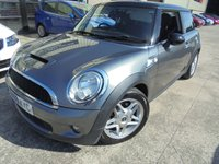 USED 2009 59 MINI HATCH COOPER 1.6 COOPER S 3d 172 BHP Great Looking Car, Excellent Condition, No Deposit Needed, No Fee Finance Available
