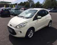 USED 2012 62 FORD KA 1.2 EDGE THIS VEHICLE IS AT SITE 1 - TO VIEW CALL US ON 01903 892224