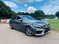 2018 MERCEDES-BENZ C CLASS 2.1 C 250 D AMG LINE PREMIUM PLUS 4d AUTO 204 BHP £24750.00