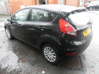 USED 2013 13 FORD FIESTA 1.5 STYLE TDCI 5d 74 BHP