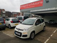USED 2013 13 FIAT PANDA 1.2 EASY 5d 69 BHP EASY MODEL WITH AIR CONDITIONING!..CHEAP TO RUN, EXCELLENT FUEL ECONOMY, LOW CO2 EMISSIONS, AND £30 ROAD TAX. GREAT SPECIFICATION INCLUDING RADIO/CD AND ELECTRIC WINDOWS!.ONLY 8391 MILES, MEETS ALL LARGE CITY EMISSION STANDARDS.