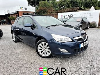 View our 2011 11 VAUXHALL ASTRA 1.6 EXCLUSIV 5d AUTO 113 BHP