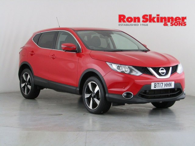 View our 2017 17 NISSAN QASHQAI 1.2 N-CONNECTA DIG-T 5d 113 BHP