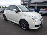 2014 FIAT 500 1.2 S 3d 69 BHP £4499.00