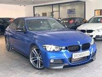 USED 2017 67 BMW 3 SERIES 2.0 320D M SPORT SHADOW EDITION 4d AUTO 188 BHP M PERFORMANCE STYLING+SAT NAV