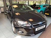 2013 FORD FOCUS 1.6 ZETEC TDCI 5d 113 BHP £5995.00