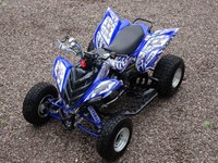 USED 2008 08 YAMAHA YFM 700CC YFM 700R RAPTOR QUAD ULTIMATE QUAD, LOOKS THE BUISNESS, HPI CLEAR, A MUST VIEW