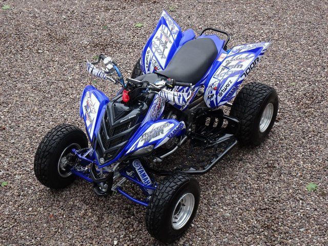 View our YAMAHA YFM
