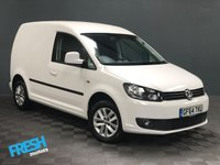 USED 2014 64 VOLKSWAGEN CADDY 1.6 C20 TDI HIGHLINE  * 0% Deposit Finance Available