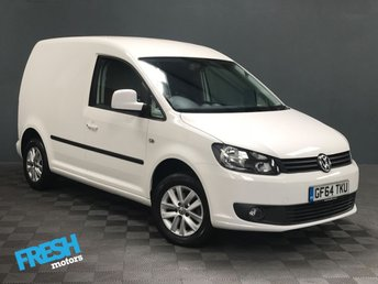 2014 VOLKSWAGEN CADDY 1.6 C20 TDI HIGHLINE  £10000.00