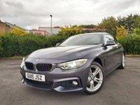 2015 BMW 4 SERIES 420D XDRIVE M SPORT 2.0 2d 181 BHP £13950.00