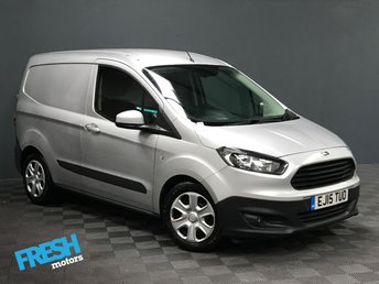 2015 FORD TRANSIT COURIER 1.6 TREND TDCI (NO VAT) £7000.00