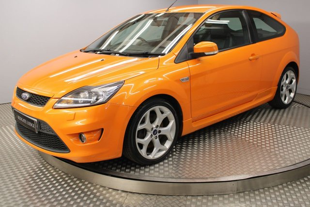 USED 2008 M FORD FOCUS 2.5 ST-3 3d 223 BHP