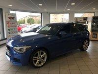 USED 2013 13 BMW 1 SERIES 2.0 118D M SPORT 5d AUTO 141 BHP