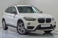 USED 2016 16 BMW X1 2.0 XDRIVE 20D SPORT 5d AUTO 188 BHP
