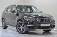 USED 2016 16 BMW X1 2.0 XDRIVE 20D XLINE 5d 188 BHP