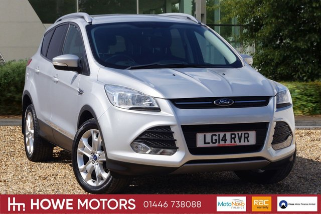 2014 14 FORD KUGA 2.0 ZETEC TDCI 5d 138 BHP BLUETOOTH PHONE & MEDIA ICE-COLD AIRCON DAB RADIO CRUISE ISOFIX CHILD SEAT