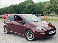 USED 2012 12 FIAT PUNTO 1.4 GBT 3d 77 BHP TAILOR MADE FINANCE PACKAGES, FULL SERVICE HISTORY, 2 X KEYS