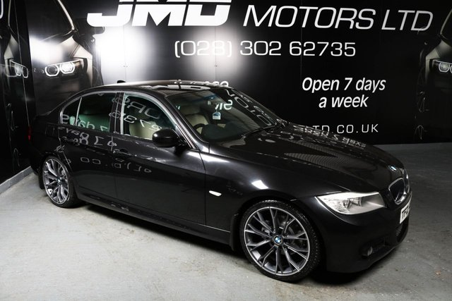 2010 BMW 3 SERIES 320D M SPORT BUSINESS EDITION AUTO 181 BHP (FINANCE AND WARRANTY)
