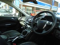 USED 2015 65 FORD KUGA 2.0 TITANIUM TDCI 5d 177 BHP ULEZ EXEMPT 1 OWNER, 32,000 MILES