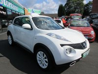 USED 2013 63 NISSAN JUKE 1.6 ACENTA 5d 117 BHP BUY NOW PAY NEXT YEAR