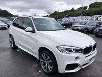 USED 2017 17 BMW X5 3.0 XDRIVE30D M SPORT 5d AUTO 255 BHP 360 Degree Surround View Cameras, Harmon Kardon ++