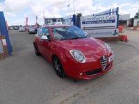 2014 ALFA ROMEO MITO 0.9 TWINAIR SPORTIVA 3d 105 BHP £6995.00