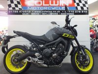 USED 2016 16 YAMAHA MT-09 847cc MT - 09 ABS  VERY LOW MILES!!!