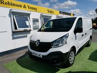 USED 2015 65 RENAULT TRAFIC 1.6 SL27 BUSINESS DCI 115 BHP