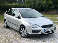 USED 2007 57 FORD FOCUS 1.6 LX 5d 100 BHP