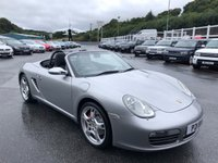 USED 2005 P PORSCHE BOXSTER 3.2 24V S 2d 280 BHP £10,000 in cost options very high spec Boxster S