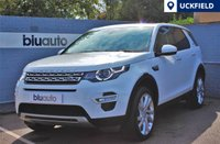 USED 2016 LAND ROVER DISCOVERY SPORT 2.0 TD4 HSE LUXURY 5d 180 BHP Full Land Rover Service History, Immaculately Maintained Example with a Huge Specification...Electric Memory Heated & Chilled Seats, Panoramic Roof with Electric Blind, Front & Rear Sensors, Reverse Camera, Park Assist...