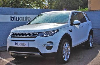 2016 LAND ROVER DISCOVERY SPORT 2.0 TD4 HSE LUXURY 5d 180 BHP £26640.00