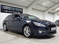 USED 2014 14 PEUGEOT 508 1.6 HDI SW ACTIVE NAVIGATION VERSION 5d 112 BHP