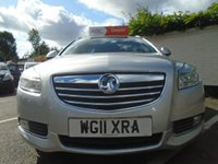 USED 2011 11 VAUXHALL INSIGNIA 1.8 SRI VX-LINE 5d 138 BHP GUARANTEED TO BEAT ANY 'WE BUY ANY CAR' VALUATION ON YOUR PART EXCHANGE