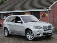 2009 BMW X5 3.0 XDRIVE35D M SPORT (£2,220 OF EXTRAS) AUTO 5dr £9990.00
