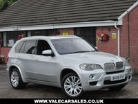 USED 2009 59 BMW X5 3.0 XDRIVE35D M SPORT (£2,220 OF EXTRAS) AUTO 5dr £2,220 OF EXTRAS + FULL SERVICE HISTORY (10 STAMPS)
